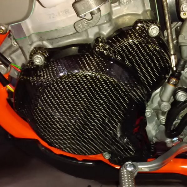 Ignition Cover KTM